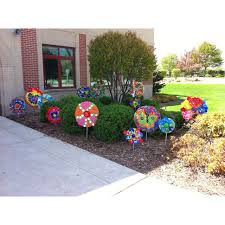 Recycled Garden Art Ideas - best 25 recycled yard art ideas on pinterest yard art crafts