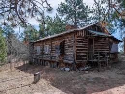 tiny off grid colorado log cabin for sale u2013 originally built in