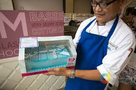 Where To Buy Cake Box My Baskin Robbins Ice Cream Cake Experience Baskinrobbinsph