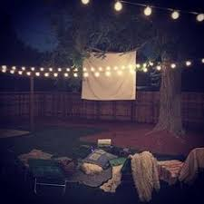 diy massive movie screen instructions outdoor movie theaters