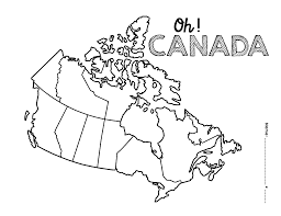 Map Of Canada And Us Browse Our Grade 7 Social Studies Resources Ninja Plans