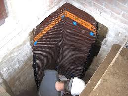 Louisville Basement Waterproofing by Exterior Basement Waterproofing Membrane U2014 New Basement And Tile