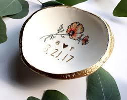 asian dish ring holder images The painted press by thepaintedpress on etsy jpg