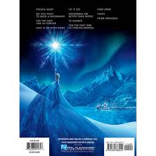 frozen music motion picture soundtrack easy piano