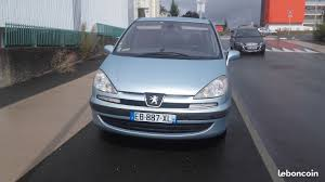 used peugeot 807 of 2003 287 000 km at 2 500 u20ac