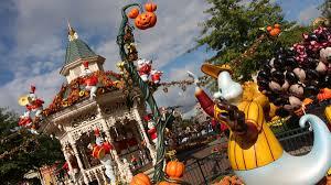 disneyland paris 2016 halloween season update