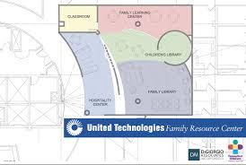 united technologies donates 1 5 million to create new family