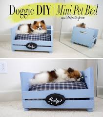 Upcycled Drawer Pet Bed Diy by 26 Best Diy Pet Bed Ideas And Designs For 2017