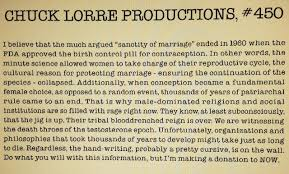The Big Bang Theory End Credit Vanity Cards Chuck Lorre U0027s Hollywood Hypocrisy On Marriage And The Pill