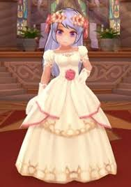 wedding dress ragnarok wedding dress cloth ragnarok online mobile eternal