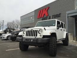 jeep jku lifted 2014 jeep jk 4dr aev 2 5