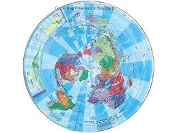 globe earth maps time zone map versus the real flat earth