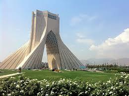 tehran satellite map map of tehran iran islamic republic of iran nations