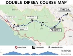 Double Map Race Info Double Dipsea