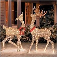 replacement lights for deer decor and light