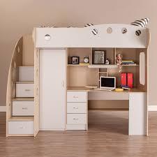 Jysk Storage Ottoman Loft Bed Maple Grey