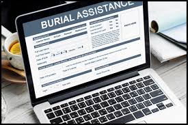 funeral help program burial assistance dhs