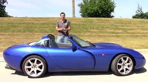 lexus woodford autotrader tvr review top car reviews