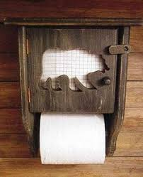 themed toilet paper holder outhouse toilet paper holder diy home