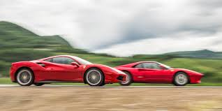 ferrari 458 vs 488 ferrari commits major mistake grassroots motorsports forum