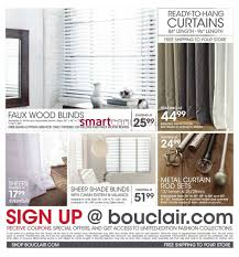 Blind Cutting Service Bouclair Flyer February 18 To 24
