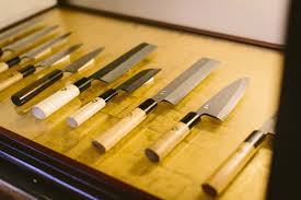 custom japanese kitchen knives sasuke master japanese knife maker sakai osaka permanent style
