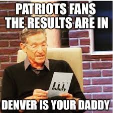 Broncos Losing Meme - tom brady s facebook post backfires after patriots lose to broncos