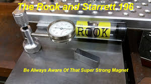 the rook testing with starrett 196 youtube