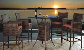 Tall Outdoor Table Great Tall Patio Furniture 50 For Small Home Decoration Ideas With