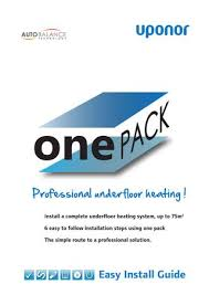 underfloor heating install guide by uponor uk issuu