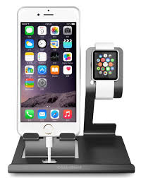 amazon com nightstand organizer apple charging station apple