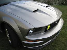 95 mustang hoods 05 09 mustang mach one ram air cervini s auto designs
