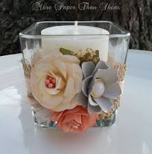 Candle Holders Decorated With Flowers 334 Best Candle Holder Images On Pinterest Candleholders