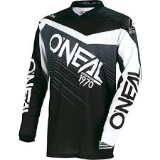 New Oneal 2018 Youth Mx Element Black Grey Jersey Pants Kids