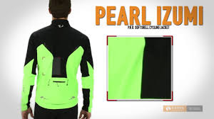 convertible cycling jacket mens pearl izumi p r o soft shell cycling jacket for men youtube