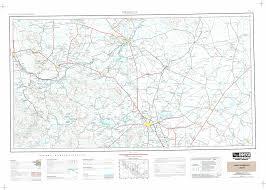 Hermosillo Mexico Map by Carta Topografica Imagen Digital Escala 1 250000 Serie Ii