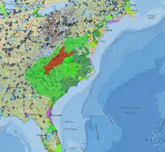 Nuclear Power Plants In Florida Map by Hurricane Joaquin U0027s Threats To Energy Infrastructure In Maps