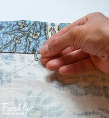 Drapery Rings Without Clips Freshly Handmade Tutorial How To Make Hook U0026 Ring Curtain Panels