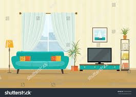 Living Room Furniture Couches Living Room Interior Design Furniture Sofa Stock Vector 529549399