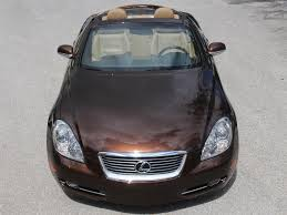 lexus warning lights sc 430 2006 lexus sc 430 for sale in bonita springs fl stock 002372 16