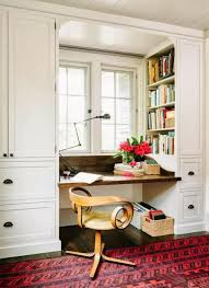 home office cabinet design ideas 22 space saving ideas for small home office storage
