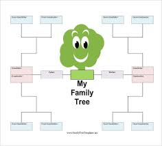 simple family tree template expin franklinfire co