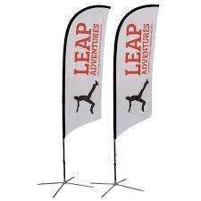 Custom Team Flags Custom Flag Portfolio Soft Signs Advertising Ontario Canada