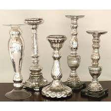 Silver Mercury Glass Vases Wholesale Candle Holders Design Mike Trask Production So Creatives