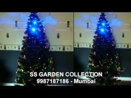 fibre optic led light multicolor 6ft n 4ft tree