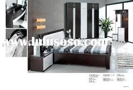 Top Art Van Bedroom Sets On Art Van  Piece Black Crocodile Finish - King size bedroom sets art van