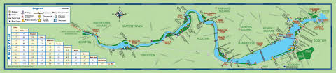 Map Green Line Boston by Paddle Boston Charles River Canoe U0026 Kayak Sales Rentals