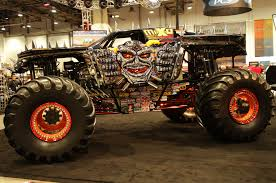 monster truck show new york leaving las vegas name your favorite 2013 sema show car motor