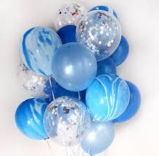 balloon gram confetti balloon set bouquet 12 20pcs baby shower birthday