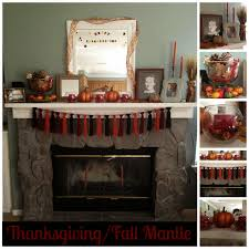 the everyday momma fall wreath thanksgiving mantle and decor